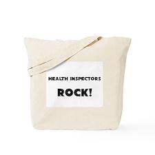 Health Inspectors ROCK Tote Bag
