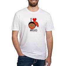 I Love Miso Shirt