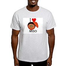 I Love Miso T-Shirt