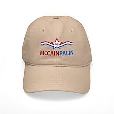 McCain Palin Star Baseball Cap