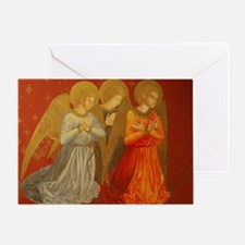 Angels Christmas Card - Formal