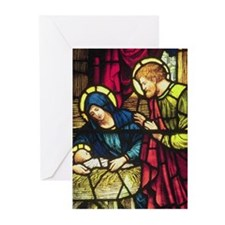 Christmas Greeting Cards - Formal (Pk of 10)