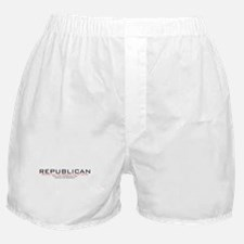 Our VP is Hotter Boxer Shorts