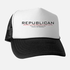 Our VP is Hotter Trucker Hat