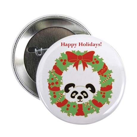 Happy Holidays (2005) Button