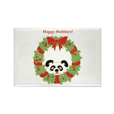Happy Holidays (2005) Rectangle Magnet