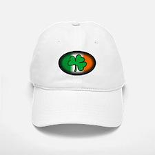 Irish Clover Baseball Baseball Cap