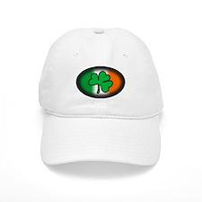 Irish Clover Baseball Cap
