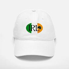 Irish Watercolor Baseball Baseball Cap