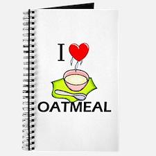 I Love Oatmeal Journal