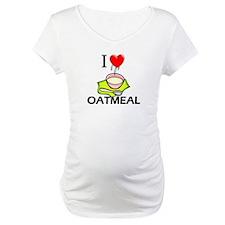 I Love Oatmeal Shirt