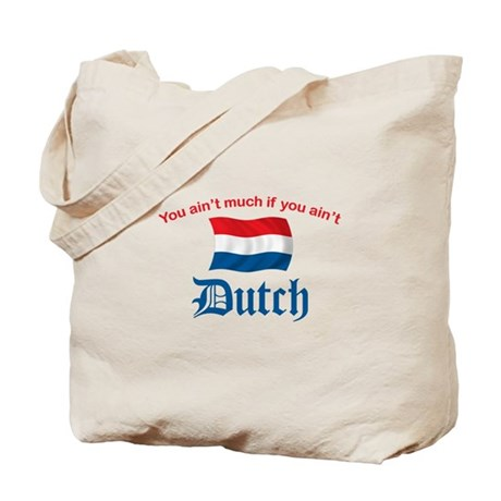 You Ain't Much (2) Tote Bag