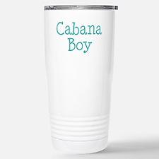 cabana boy Stainless Steel Travel Mug
