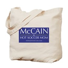 Hottie For VP Tote Bag