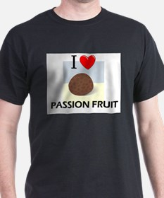 I Love Passion Fruit T-Shirt