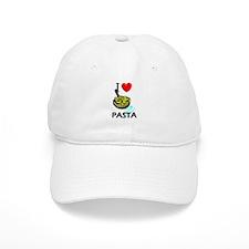 I Love Pasta Baseball Cap
