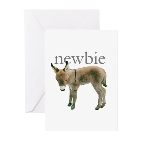NEWBIE Greeting Cards (Pk of 20)