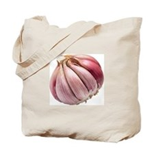 Garlic Bulb Tote Bag