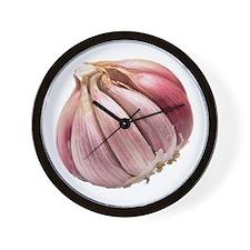 Garlic Bulb Wall Clock