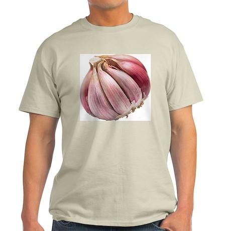 Garlic Bulb Light T-Shirt
