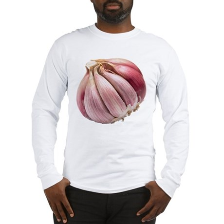 Garlic Bulb Long Sleeve T-Shirt