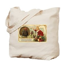 Thanksgiving Wishes Tote Bag