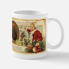 Thanksgiving Wishes Mug