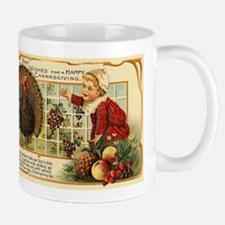 Thanksgiving Wishes Small Small Mug