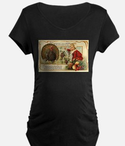 Thanksgiving Wishes T-Shirt