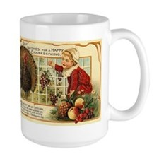 Thanksgiving Wishes Mug