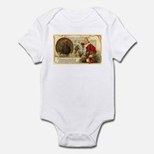 Thanksgiving Wishes Infant Bodysuit