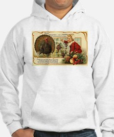 Thanksgiving Wishes Hoodie