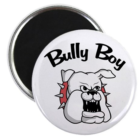 Bully Boy Bulldog Magnet