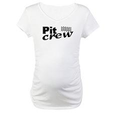 Pit Crew Racing Flag Shirt