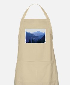 Hope in the Lord BBQ Apron