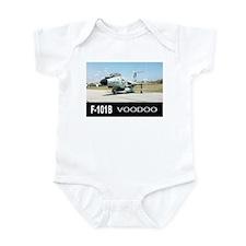 F-101 VOODOO FIGHTER Infant Bodysuit