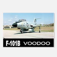 F-101 VOODOO FIGHTER Postcards (Package of 8)