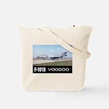 F-101 VOODOO FIGHTER Tote Bag