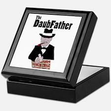 The DaubFather Bingo Keepsake Box