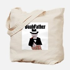 The DaubFather Bingo Tote Bag