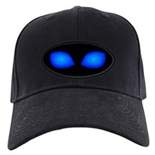 Alien Blue Eyes Baseball Hat