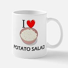 I Love Potato Salad Mug