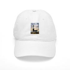 Montauk Point lighthouse New Baseball Cap