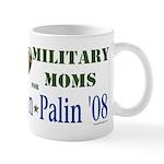 Military Moms for McCain Palin Mug