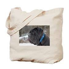 Cute Neapolitan mastiff Tote Bag