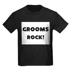 Grooms ROCK T