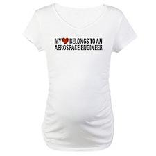 My Heart Belongs to an Aerospace Engineer Maternit