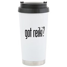 got reiki? Travel Mug