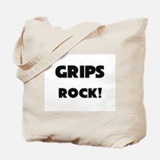 Grips ROCK Tote Bag