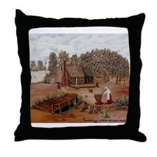 That was Then Throw Pillow